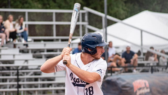 University of North Florida senior first baseman Alex Kachler is among the top-three in most ASUN hitting statistics.