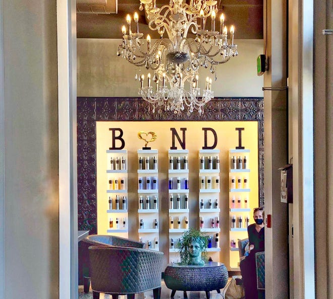 Bondi Suites is now open in downtown Holland. The business is an expansion of neighboring storefront Bondi Salon.