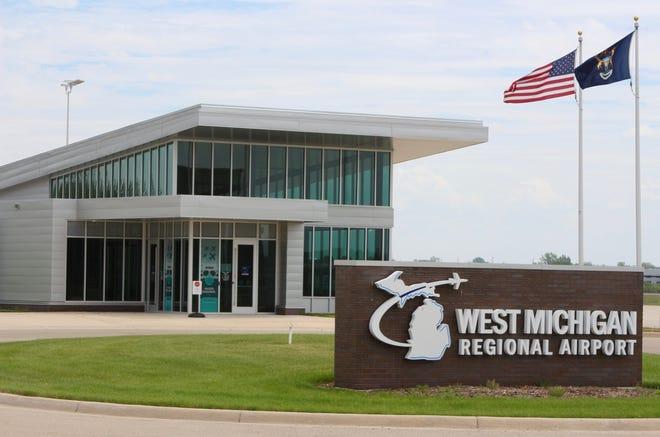 West Michigan Regional Airport in Holland, Mich.