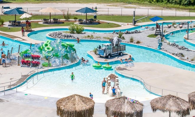 Kinston's Lions Water Adventure water park will open May 29.  The park is located at 2602 West Vernon Avenue and has been a strong draw for people and families from all over North Carolina. The park features water slides and pools.