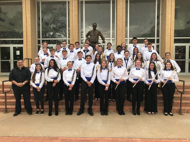 The Lubbock Christian High School Band was recently crowned the 2021 TAPPS AAAA State Instrumental Champion.
