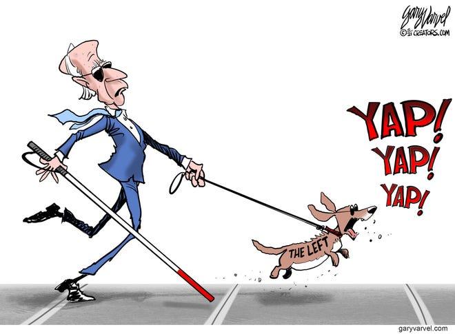 Today's editorial cartoon (May 26, 2021)