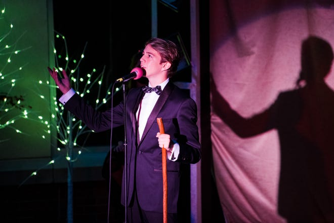 The Harley School Drama Department organizes individual cabaret performances for its annual large-ensemble spring performance.