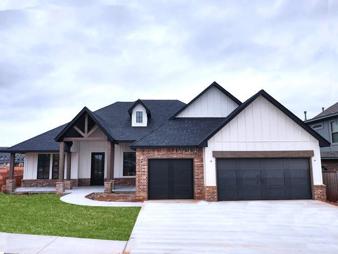 Denali Homes built 705 Timber Creek Trail in Norman, one of two show homes in the Festival of Homes organized by the Builders Association of South Central Oklahoma.