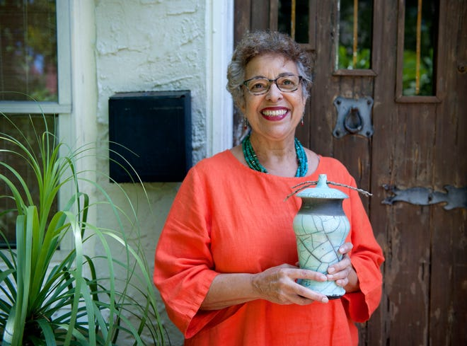 Doreen Alfaro has closed her local catering company Christafaro's. She plans to tend her garden, travel and work on her pottery in her retirement.
