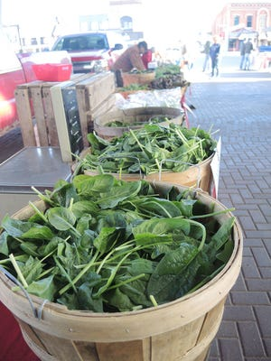 The downtown Gaylord Farmers Market in the pavilion on Court Street, will reopen for the season Saturday and occur every Saturday until October. Hours are from 8 a.m. until 1 p.m.