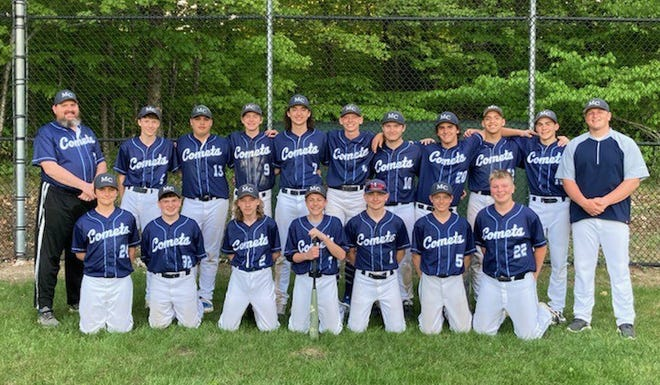 The Mackinaw City baseball team earned its first Northern Lake Conference title since the 2013 season on Monday when they topped Harbor Light Christian.