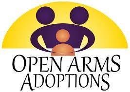 Open Arms Adoption logo