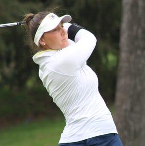 Kent State senior Chloe Salort finished 44th individually at the 2021 NCAA Championships.
