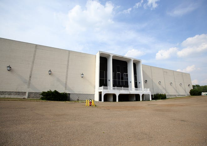 The former Macy's at Canton Centre Mall is slated to be sold and converted into a self-storage facility.