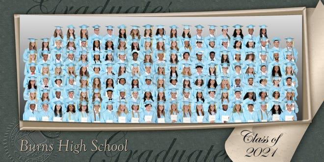 Burns High School Class of 2021