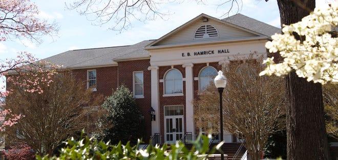 Gardner-Webb University will hold its first Memorial Day Prayer Service on Friday, May 28, in front of E.B. Hamrick Memorial Hall.