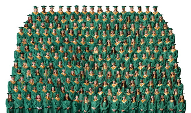 The Crest High School Class of 2021