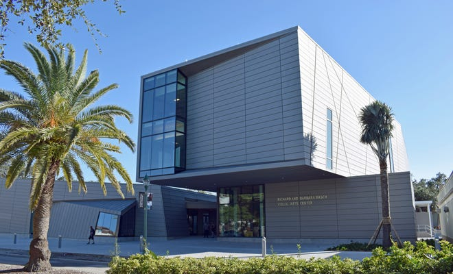 The Richard and Barbara Basch Visual Arts Center at Ringling College.