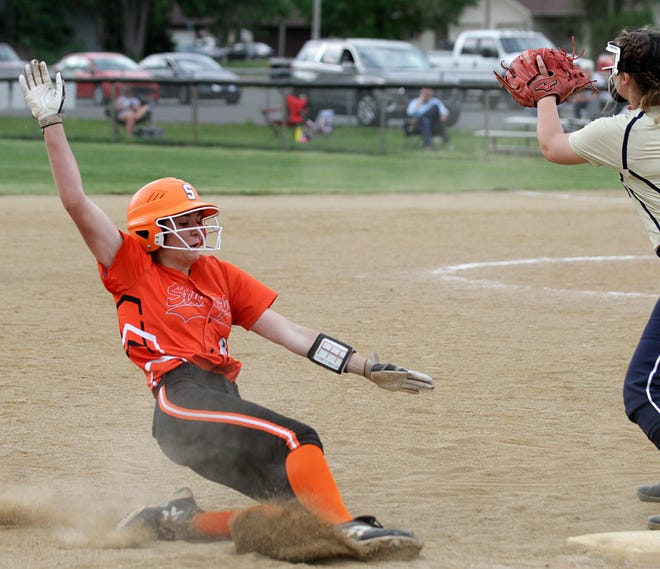 Kiley Weiderman was tabbed as Second Team All-Conference for this past softball season.