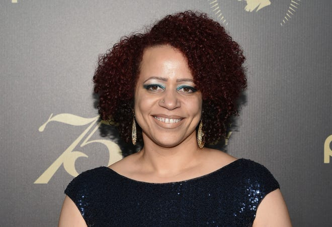 In this May 21, 2016, file photo, Nikole Hannah-Jones attends the 75th Annual Peabody Awards Ceremony at Cipriani Wall Street in New York. Faculty members of a North Carolina university want an explanation for the school's reported decision to back away from offering a tenured teaching position to Nikole Hannah-Jones. Hannah-Jones' work on the country's history of slavery has drawn the ire of conservatives. A report in NC Policy Watch on Wednesday, May 19, 2021, said Hannah-Jones was to be offered a tenured professorship as the Knight Chair in Race and Investigative Journalism at UNC.
