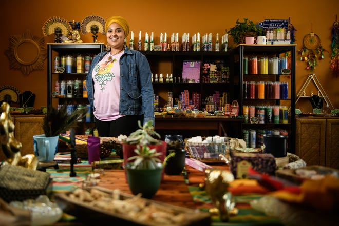 Shatara Het Heru Bey is working to spread awareness about Black spirituality in Fayetteville.