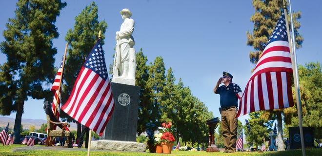 Traditional Memorial Day observance returns to Taft on Monday.