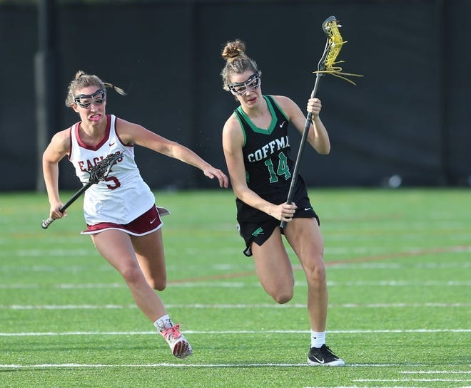 Kate Tyack helped the Coffman girls lacrosse team reach its first Division I regional championship game since 2015.The Shamrocks were 14-5 before playing Upper Arlington on May 28 in the Region 3 final.