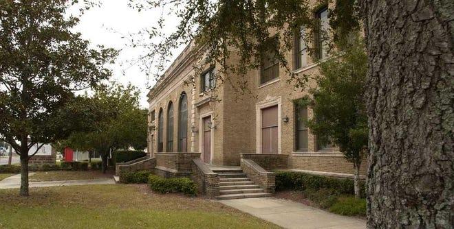 Andrew Jackson High School in Jacksonville, Florida.