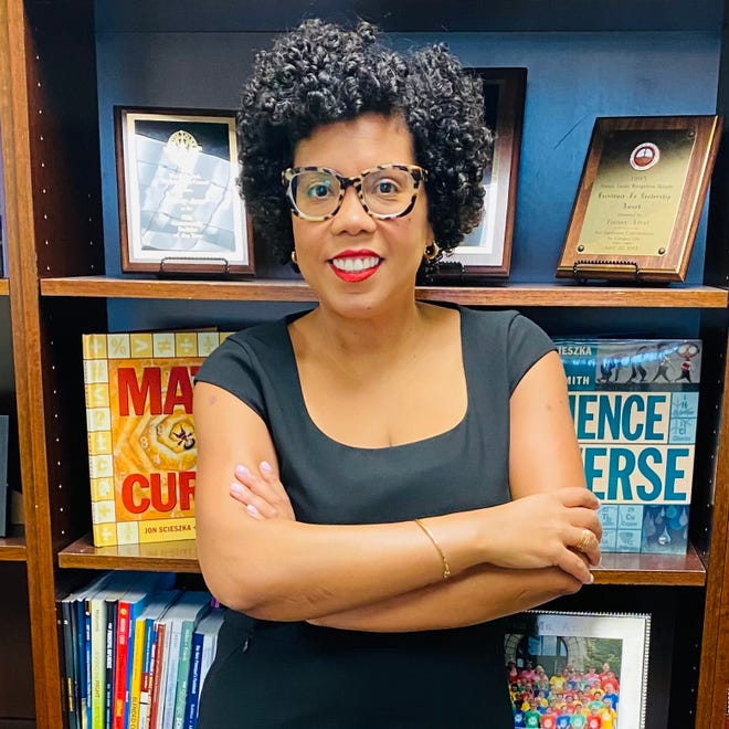 Cincinnati Public Schools interim superintendent Tianay Amat will take over once outgoing superintendent Laura Mitchell leaves the district on June 11.