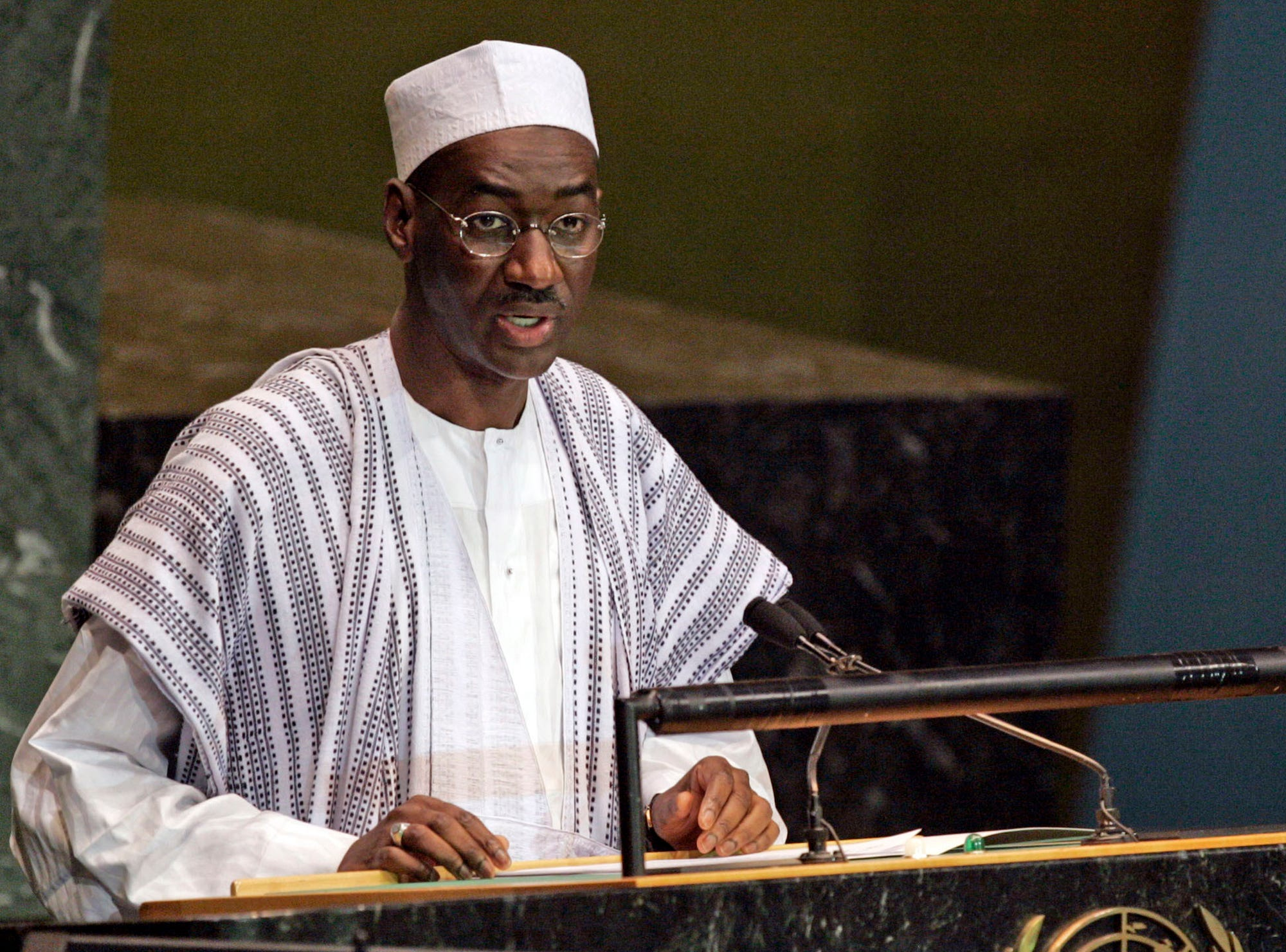 Mali's president, prime minister arrested by mutinous soldiers 2