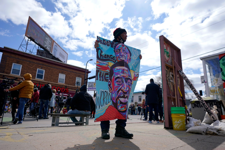 Gunshots heard near Floyd square on anniversary of death 2