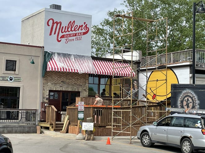 Mullen's Dairy Bar in Oconomowoc will open May 27.