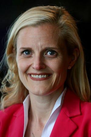 Sarah Godlewski, Wisconsin Treasurer and 2022 U.S. Senate candidate.