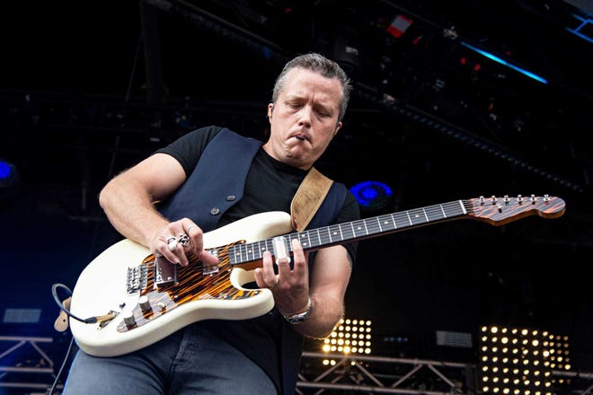 Jason Isbell will play the Soundstage at Graceland on Oct. 8.