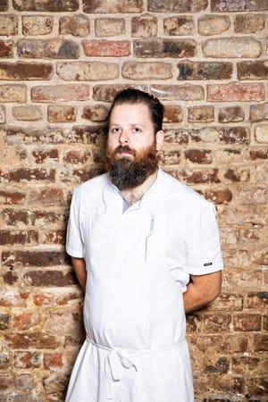 Husk Nashville executive chef Ben Norton.