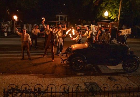 """Lovecraft Country,"" episode 9: The Tulsa massacre"