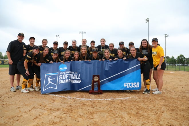 The UW-Oshkosh softball team is headed to the NCAA Division III Softball Championship for the first time since 1988.