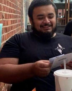 """Joseph """"Joey"""" John Alvarez Espinosa, 20, was dropped off at the national park by a family member and has not been seen since, authorities say."""