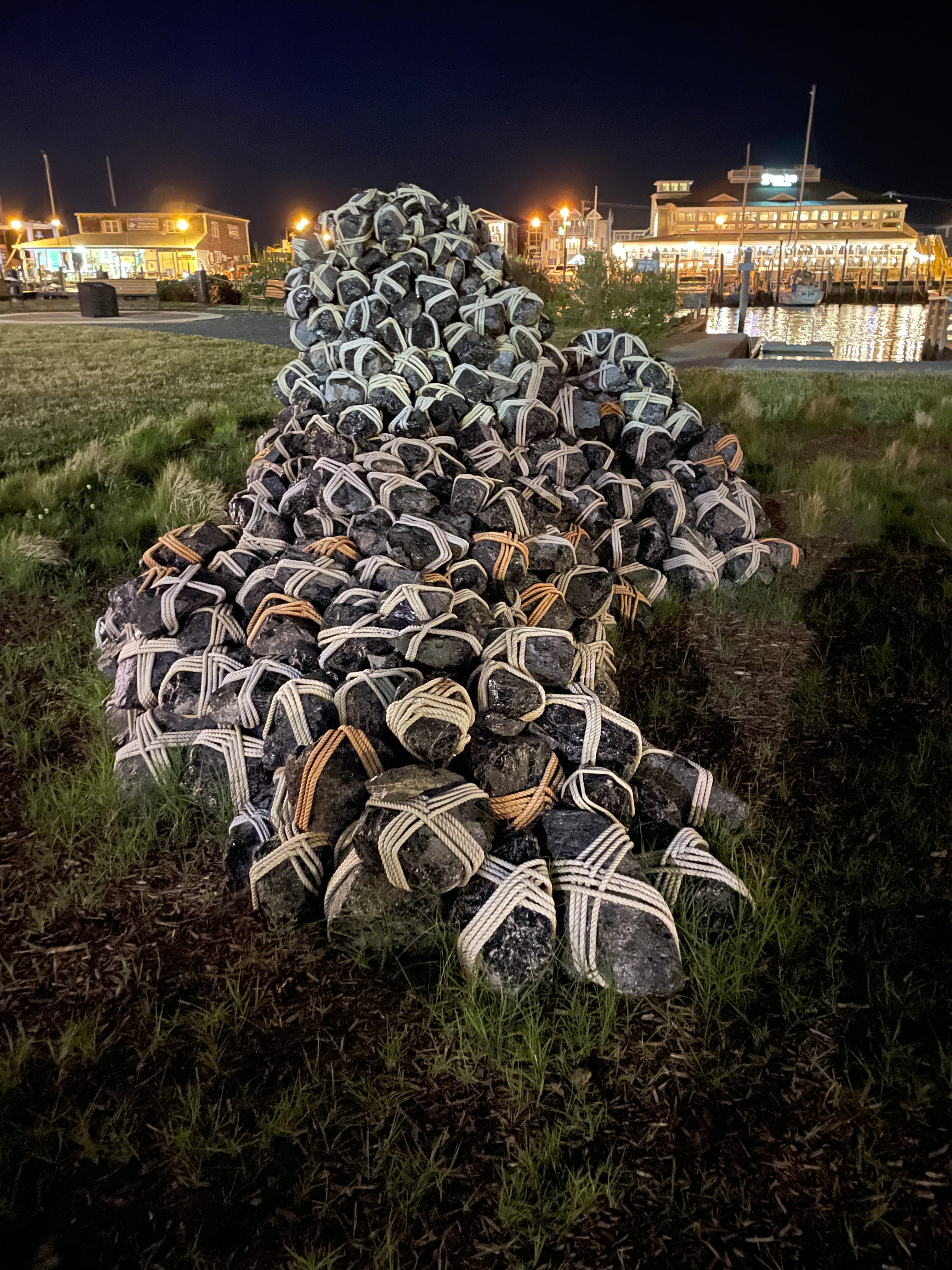 Lewes hopes to become public art destination. Where you can see new installation