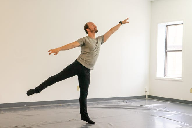 Artistic Director of the Midwest Repertory Ballet, Brian Grant, is excited to educate the community about his artform during the company's inaugural performance at Secrest Auditorium next month.
