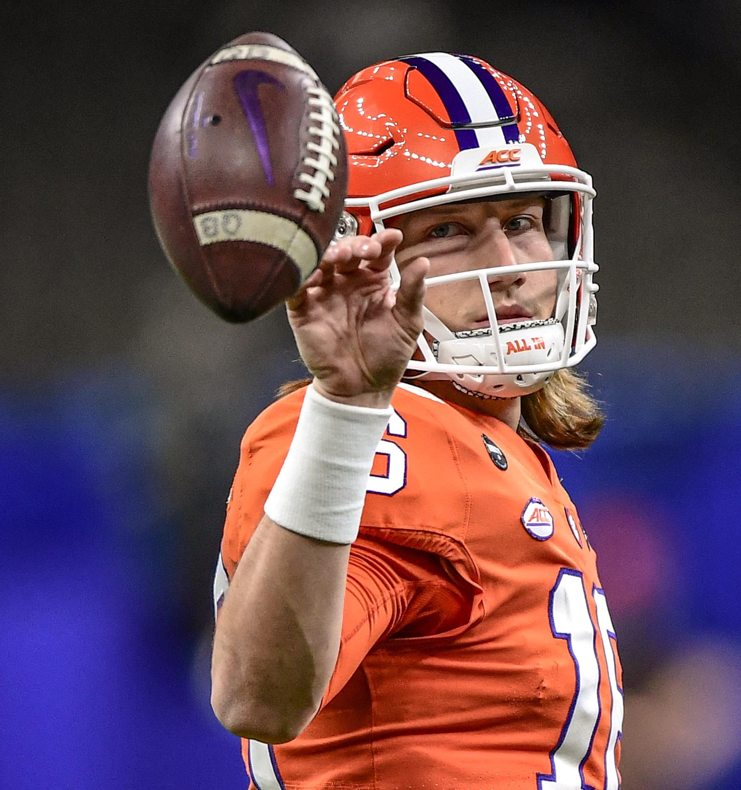 A study published in February found that former Clemson quarterback Trevor Lawrence, who was the top pick in the NFL draft, had the highest-valued Instagram account among college athletes with an annual value of $331,272.