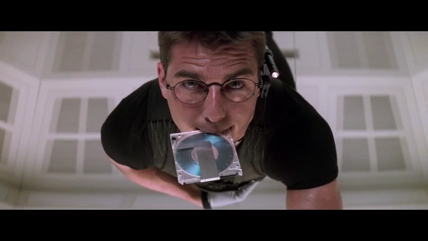 'Mission: Impossible' at 25:  How Tom Cruise saved the CIA vault break-in scene