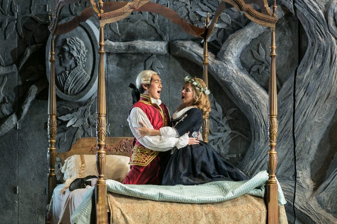 """Austin Opera is back with an indoors season at the Long Center for the Performing Arts which will include Mozart's """"The Marriage of Figaro."""""""