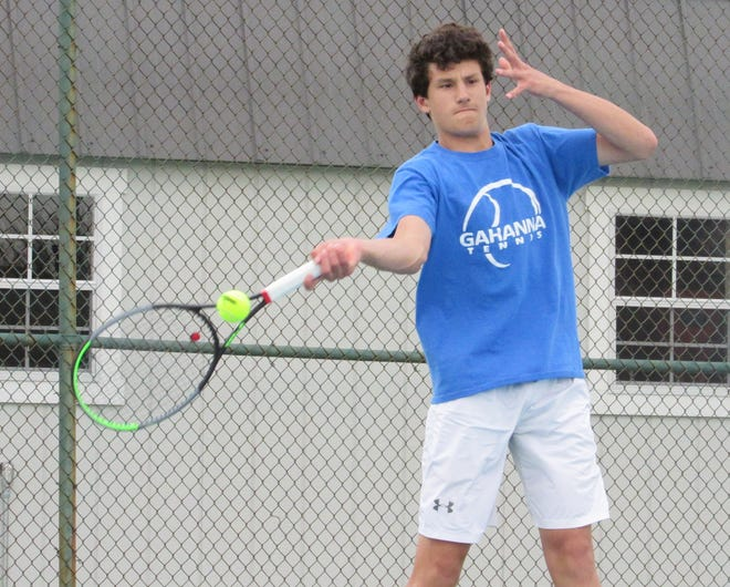 Gahanna sophomore Brandon Carpico won the Division I district championship and is the top seed from the central district into the state tournament.