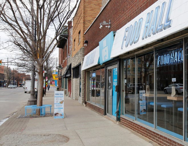 Short North Food Hall is closing. The neighboring Standard Hall, also owned by Corso Ventures, will expand into its space.
