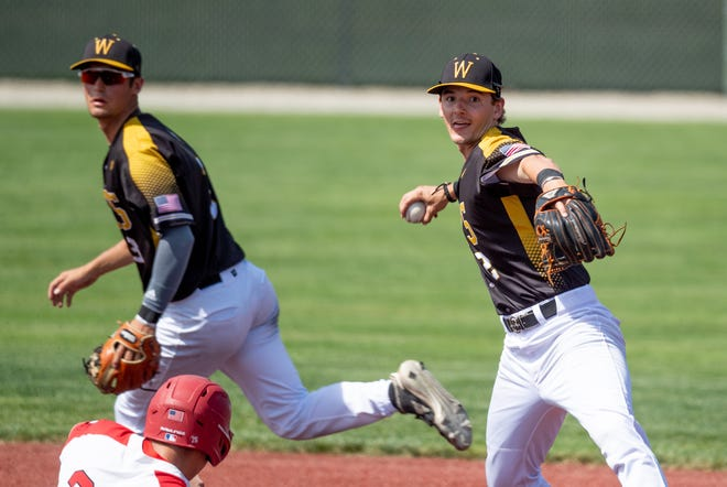 The College of Wooster's Tyler Chimuta.