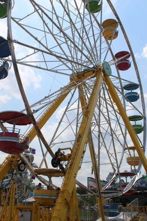 The Ferris wheel will rise again over the Lenawee County Fair, which will resume July 25-31 after its one-year, COVID-induced hiatus.
