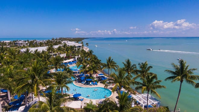 The South Seas Resort on Captiva is a water lover's paradise, with more than 2 miles of pristine beach, pools and water play, boating, fishing and dolphins.