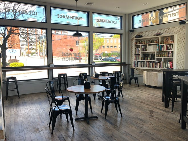 The Harvest Kitchen has reopened in Pawtucket.