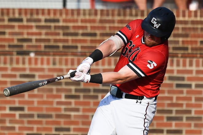 Gardner-Webb leads the Big South Conference in home runs with 63.