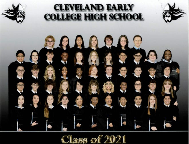 The Cleveland Early College High School Class of 2001