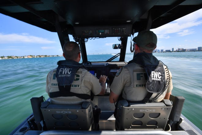 Boaters should expect an increased presence of law enforcement on the water for Fourth of July weekend,making random inspections for required safety gear.