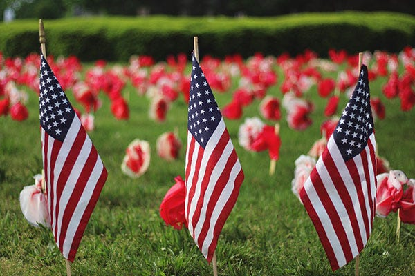 Memorial Day events planned in New Bern