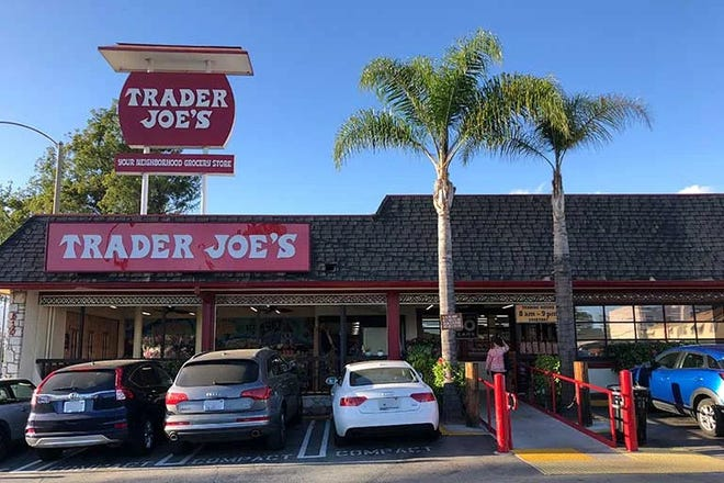 City officials and Fort Smith residents are fighting to bring Trader Joe's to the city.This Trader Joe's is on Arroyo Parkway in Pasadena, California.